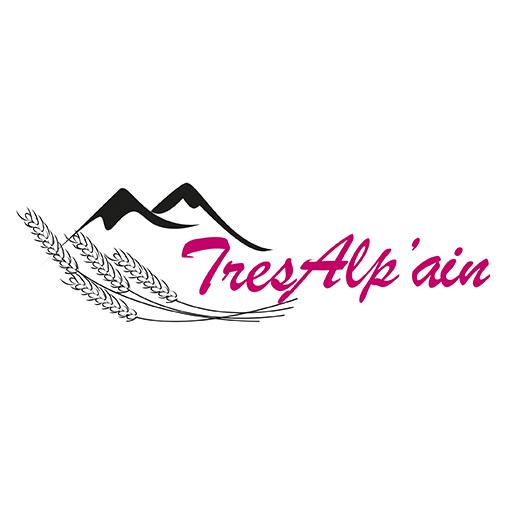 Nouveau Logo Très Alp'Ain - Estelle Penhirin